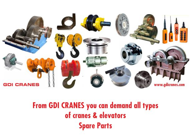 crane spare parts manufacturers in Ludhiana