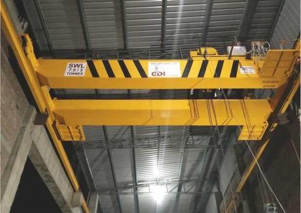 Single Girder EOT Cranes in Ludhiana