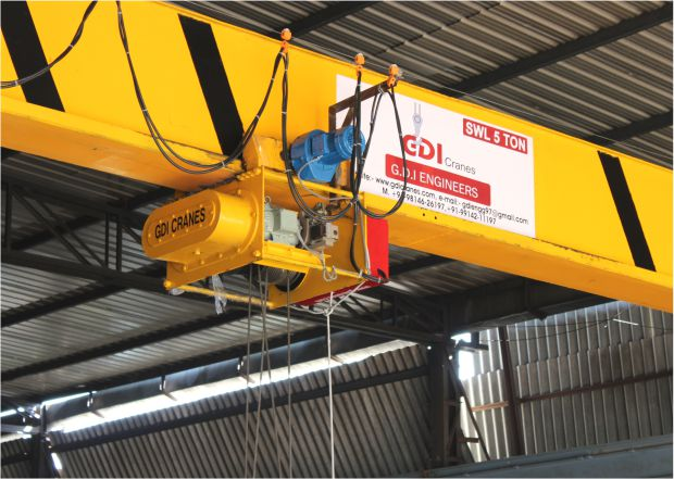 Electric Wire Rope Hoist Manufacturers in Ludhiana