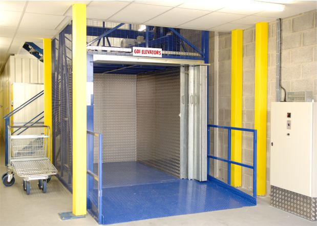 Industrial Elevators Manufacturers in Ludhiana