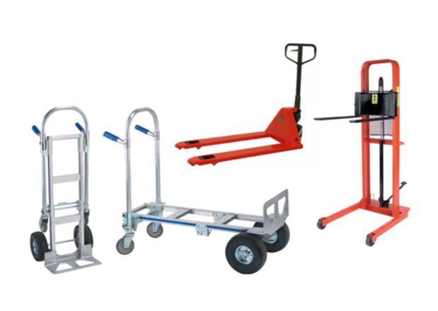 material handling equipments in India