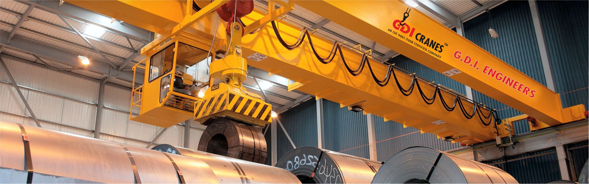 EOT Crane Manufacturers in Ludhiana Punjab India